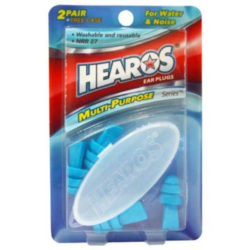 heros ear plugs for water and noise