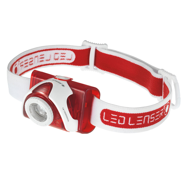 led lenser seo5 red