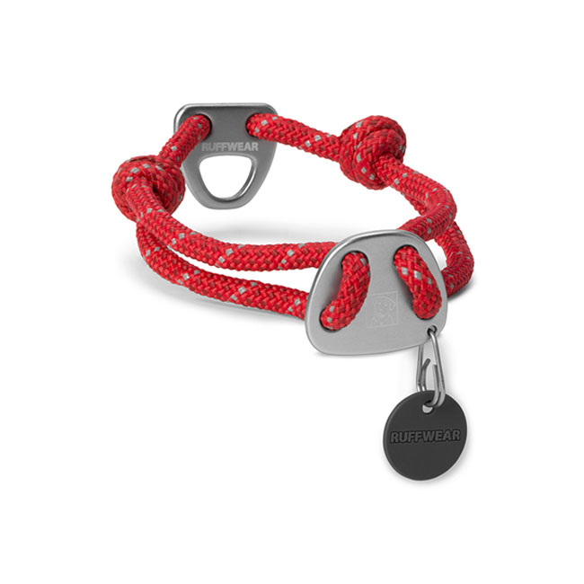 Ruffwear Knot-a-Collar red