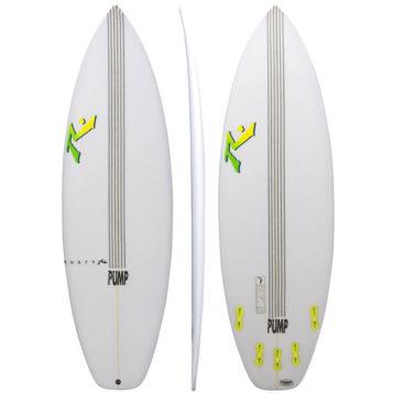 Surfboard Rusty Pump