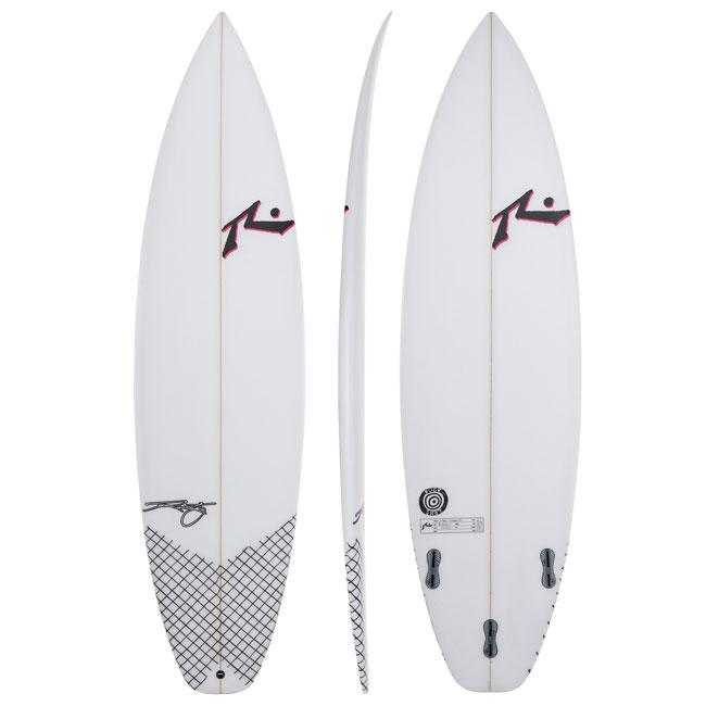 Rusty Surfboard Buckshot