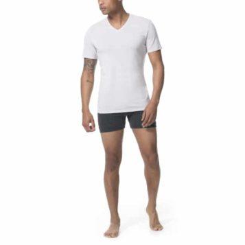 Men's Anatomica Short Sleeve V model