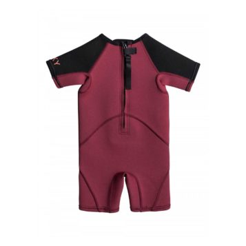 Roxy Youth 1.5mm Syncro Toddler Wetsuit Sangria rear