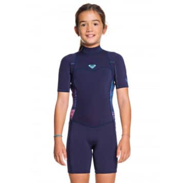 Roxy SYNCRO 2/2MM SS BACK ZIP FLT SPRINGSUIT WETSUIT