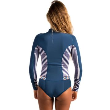 G-Bomb Long Sleeve Spring Hi Cut Wetsuit
