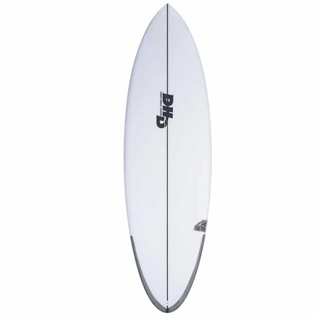 DHD Black Diamond Surfboard