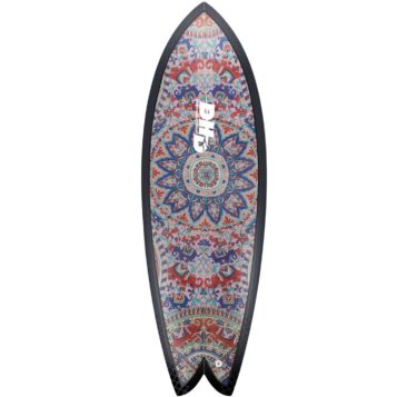 DHD Mini Twin Surfboard