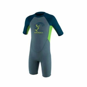 REACTOR TODDLER SPRING - BLUE GREEN fro O'Neill wetsuits