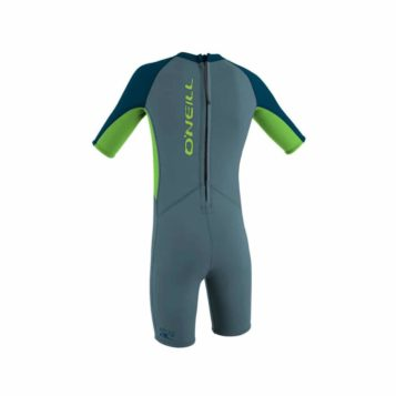 REACTOR TODDLER SPRING - BLUE GREEN wetsuit