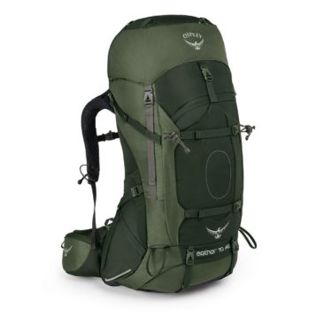 Osprey Aether 70 pack green
