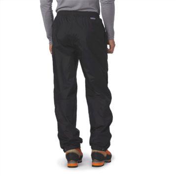 Patagonia Men's Torrentshell Pants modeled