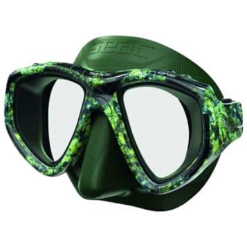 Seac Dive Mask One Camo Green
