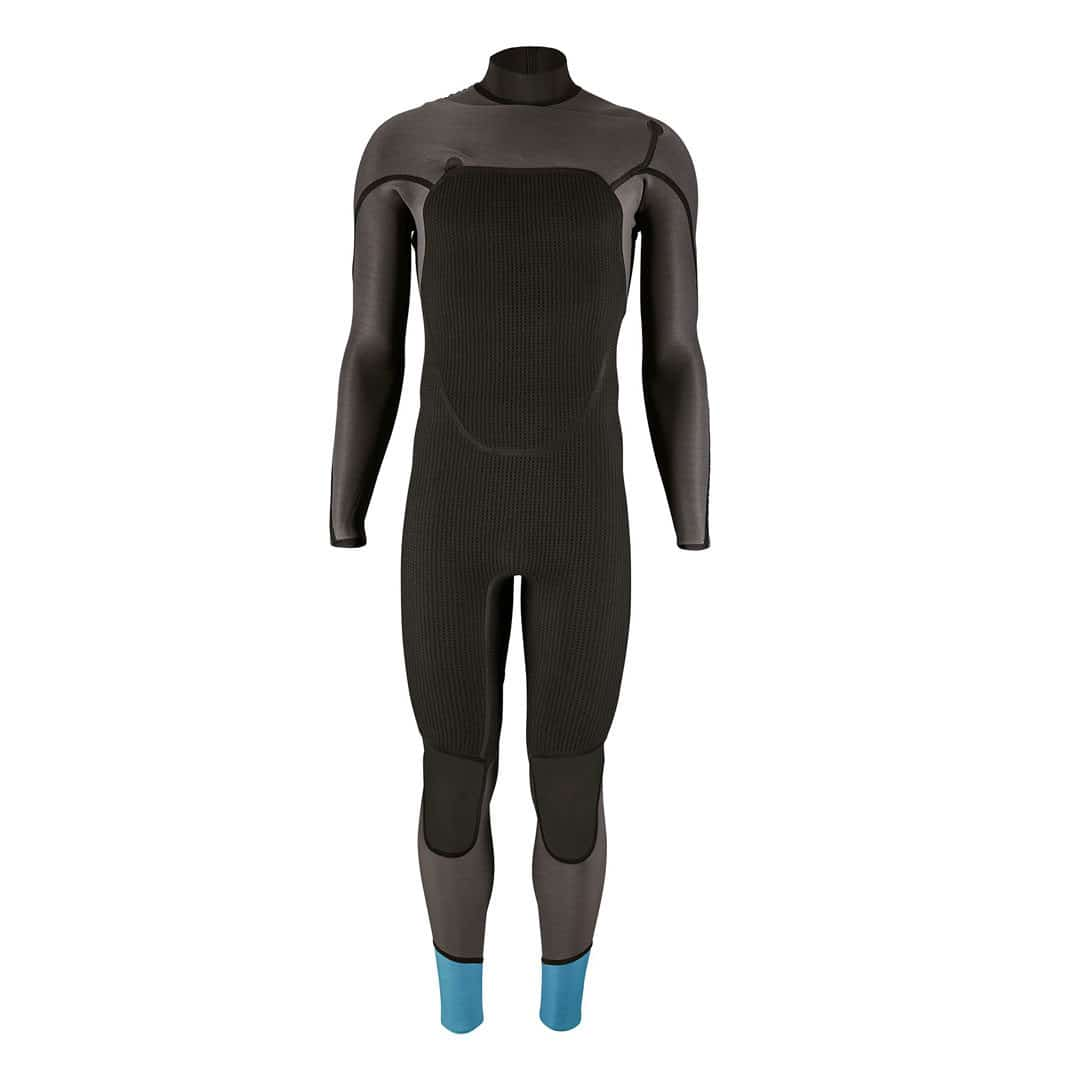 Patagonia Mens R1® Yulex® Front Zip Full Suit INSIDE