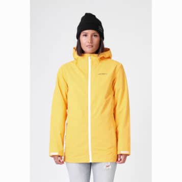 SHOWERPROOF JKT - YELLOW