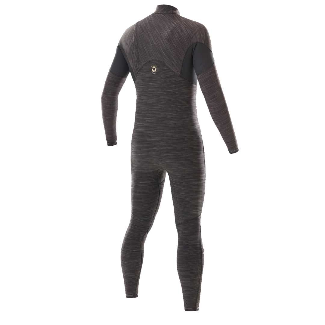 The Picture Dome 4/3 front zip wetsuit rear