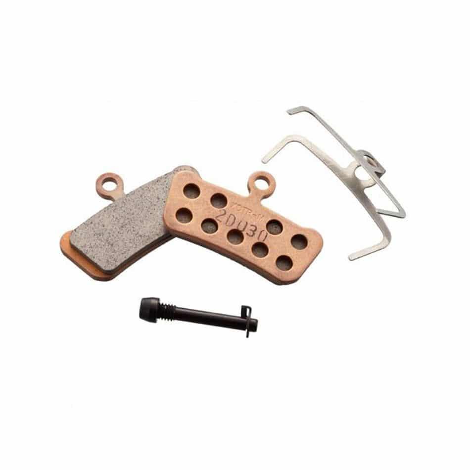 SRAM GUIDE/TRL BRAKE PAD METAL 1 SET 00.5318.003.005