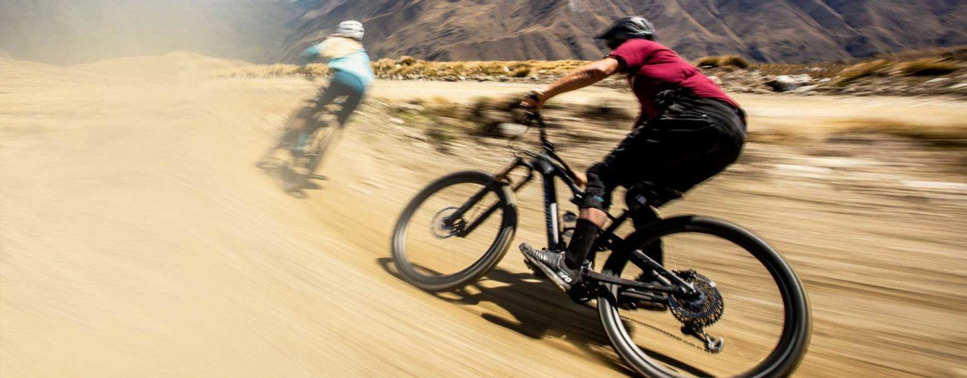 Specialized levo banner 2020