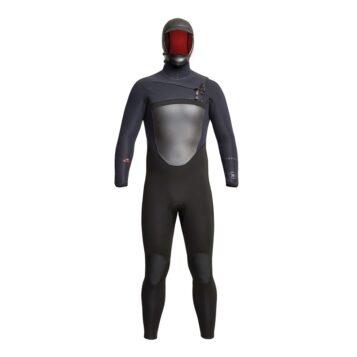 Xcel 5/4mm Hooded Wetsuit