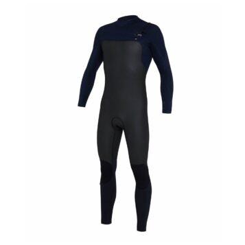 Blueprint 4/3+ Steamer Chest Zip Wetsuit